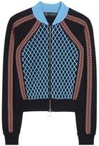 Versace Wool-blend sweater
