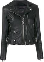 Diesel studded biker jacket
