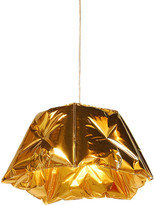 Innermost Dent Pendant - Gold - 53x23cm
