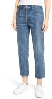 Levi's Women's Wedgie Altered Straight Leg Crop Jeans