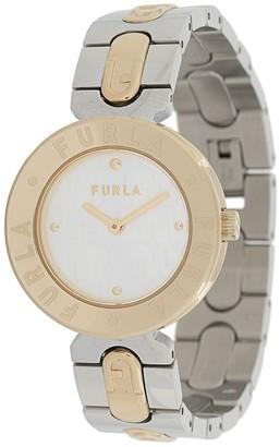 Furla Logo Links 34mm watch