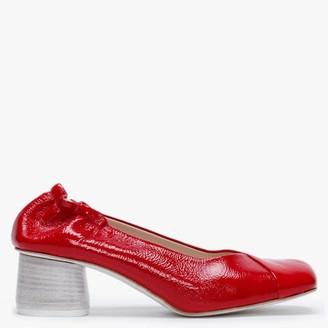 Daniel Millie Beige Court Shoes