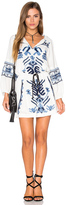 Free People Anouk Embroidered Dress
