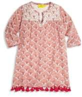 Roberta Roller Rabbit Toddler's, Little Girl's & Girl's Serafina Cotton Dress