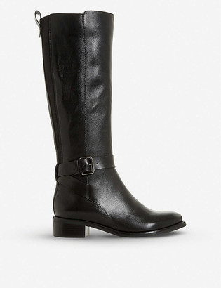 Bertie Taykonie knee-high leather boots