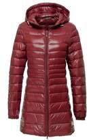HengJia Women's Hooded Packable Down Puffer Coat Lightweight Down Winter Jacket Medium