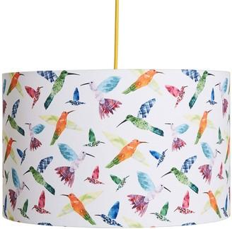 Rosa & Clara Designs Hummingbirds Lampshade Large
