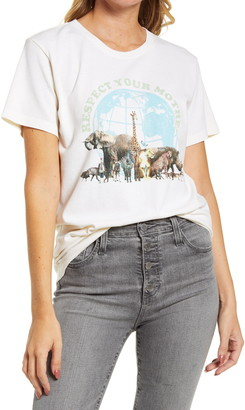 Desert Dreamer Desert Dream Respect Your Mother Graphic Tee
