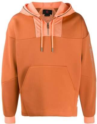 Jordan front zipped hoodie