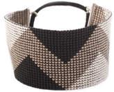 Nix Hand Made Beaded Cuff Bracelet