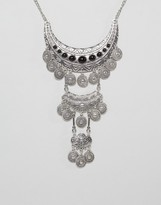 Ruby Rocks Statement Necklace