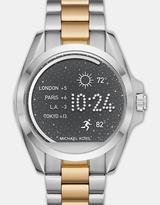 Michael Kors Smartwatch Strap Bradshaw Two Tone