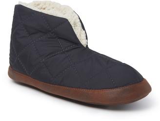 Dearfoams Men's Original Nylon Warm Up Slippers