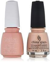 China Glaze Gelaze Tip & Toes Nail Lacquer
