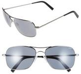 Randolph Engineering Men's 'Archer' 59Mm Polarized Sunglasses - Dark Ruthenium/ Gray Pc