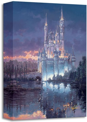 Disney Cinderella ''Royal Reflection'' Giclee by Rodel Gonzalez