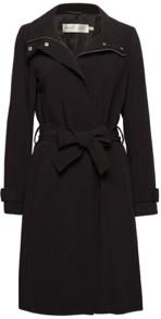InWear Udele Zip Coat Black - 14