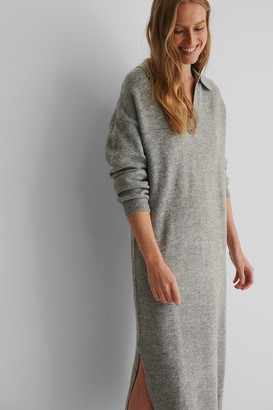 MANGO Polin Knit Dress
