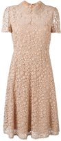 RED Valentino macramé lace dress - women - Silk/Cotton/Polyester - 42