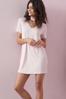 Garage Girlfriend Choker T-Shirt Dress