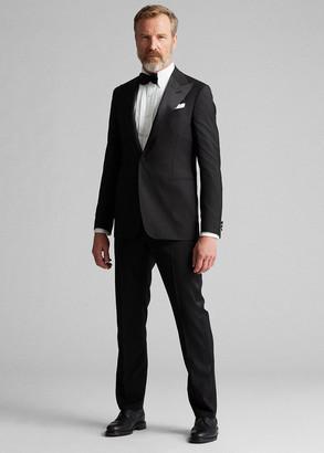Ralph Lauren Lightweight Wool Tuxedo Jacket
