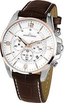 Jacques Lemans Women's Analogue Watch with white Dial Analogue
