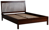 Willis & Gambier Kerala Bed Frame, Rich Cherry, King Size