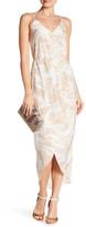 Amanda Uprichard Cricket Silk Maxi Dress