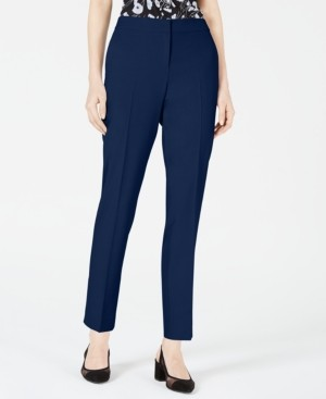 Bar III Bi-Stretch Straight-Leg Dress Pants, Created for Macy's