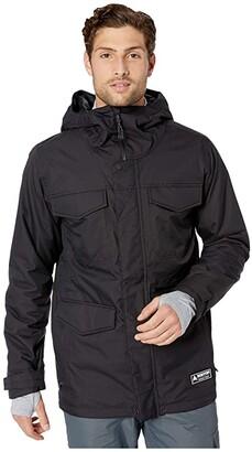 Burton Covert Jacket (True Black 1) Men's Coat