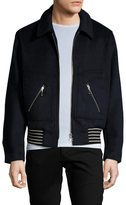 Delon Bomber Jacket