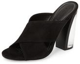 KENDALL + KYLIE Black Karmen Heels