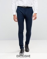ONLY & SONS Super Skinny Tuxedo Pants