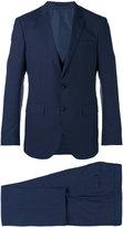HUGO BOSS classic suit - men - Cupro/Virgin Wool - 54