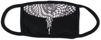 Marcelo Burlon County of Milan Wings print face mask