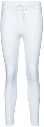 Alaia Edition 1993 stretch-knit skinny pants