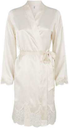 Aubade Silk Lace Robe