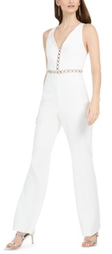 Adrianna Papell Cutout Jumpsuit