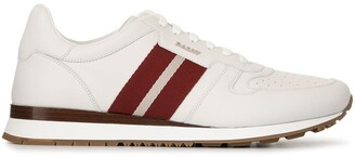 Bally Flat Low Top Sneakers