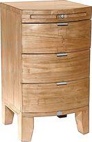 Linea Lyon light 3 drawer bedside chest