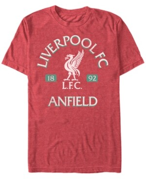 Liverpool Football Club Men's Anfield Stadium Short Sleeve T-Shirt
