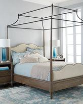 Bernhardt Adelaide Queen Canopy Bed