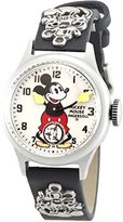 Ingersoll Women's Disney IND25833 Black Leather Automatic Watch with Dial