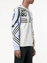 Kenzo tiger print t-shirt - men - Cotton - M