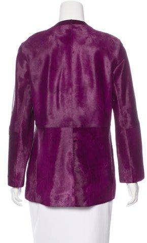 Shamask Calf Hair Jacket