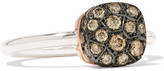 Pomellato Nudo 18-karat Rose Gold Diamond Ring - 11
