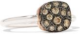 Pomellato Nudo 18-karat Rose Gold Diamond Ring - 15