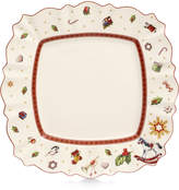 Villeroy & Boch Toy's Delight Square White Dinner Plate