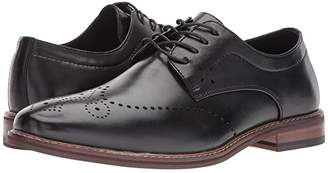 Stacy Adams Alaire Wingtip Lace-up Oxford (Black) Men's Lace Up Wing Tip Shoes