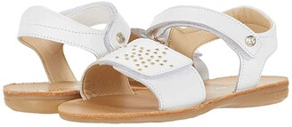 Naturino Limanda SS20 (Little Kid/Big Kid) (White) Girl's Shoes